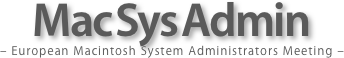 Mac Sys Admin